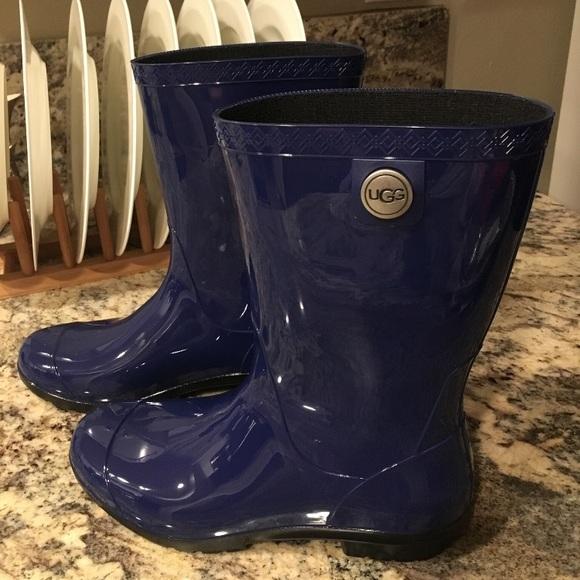 b5a5180bdef UGG Sienna Waterproof Rain Boots